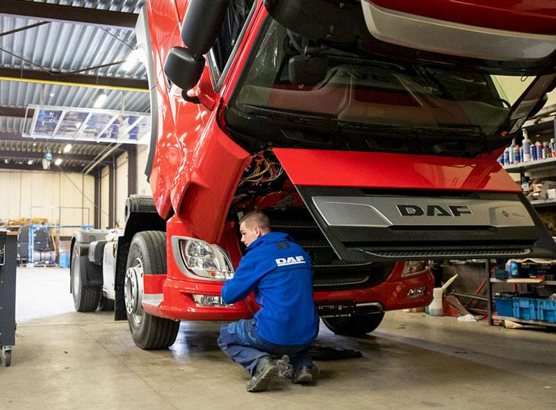Truck Trading Brabant