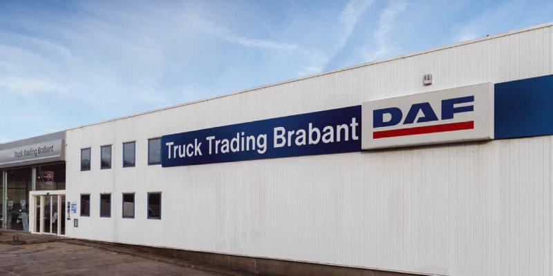 Nieuwe website Truck Trading Brabant